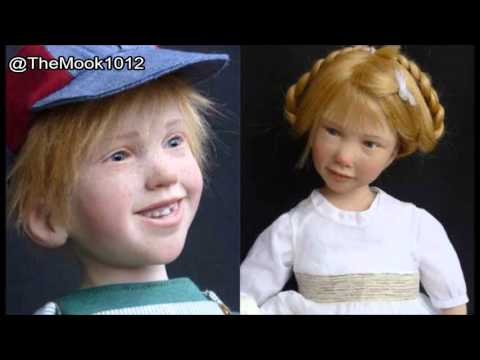 Life-like Child sex dolls for pedophiles - News Report