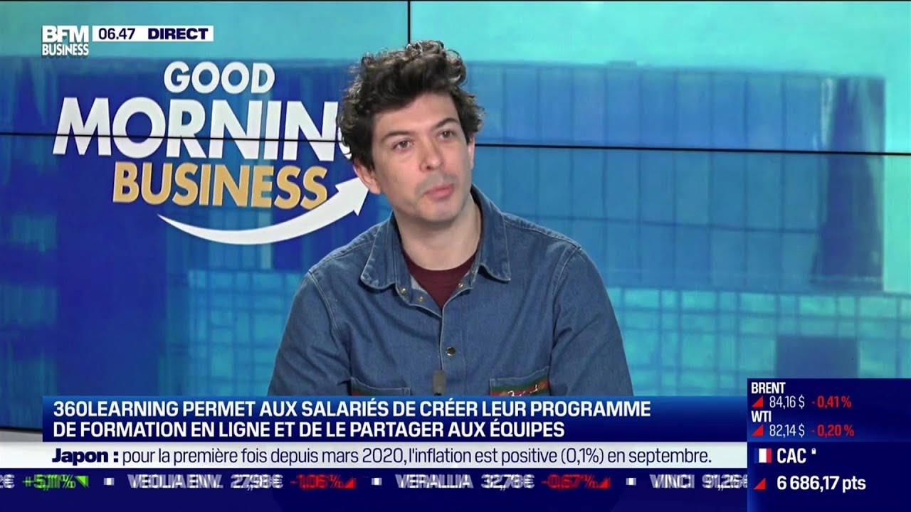 360Learning, fleuron de l'edtech française, lève 200 millions de dollars