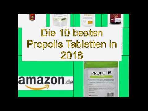 Die 10 besten Propolis Tabletten in 2018