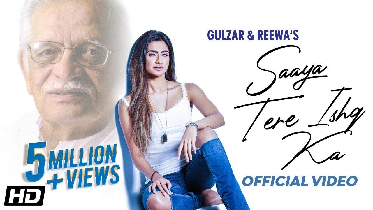 Saaya Tere Ishq Ka | Gulzar | Reewa - #LyricsBEAT
