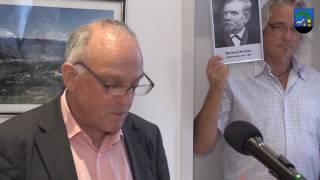 Bildgalerie der ehemaligen Bodenheimer Bürgermeister