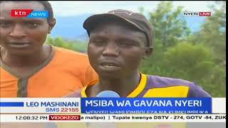 Maandalizi ya mwenda zake Wahome Gakuru Nyeri
