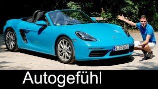 Porsche Boxster (982) 2016 - dabar