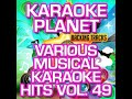 "Entr'acte (From the Musical ""The Phantom Of The Opera"") (Karaoke Version) (Originally Performed..."
