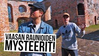 Vaasan raunioiden mysteerit! - Random Reissu   Jakso 2