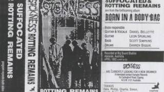Sickness - Rotting Remains [Full demo]
