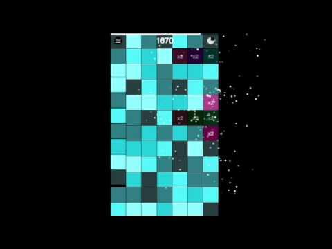 Video of Spectrum Slide Block Game