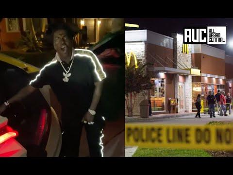 Kodak Black Gets Ambushed At McDonalds Over 30 Shots Fired