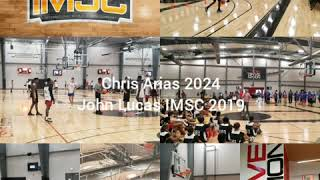 Chris Arias (2024) John Lucas International Middle School Combine 2019