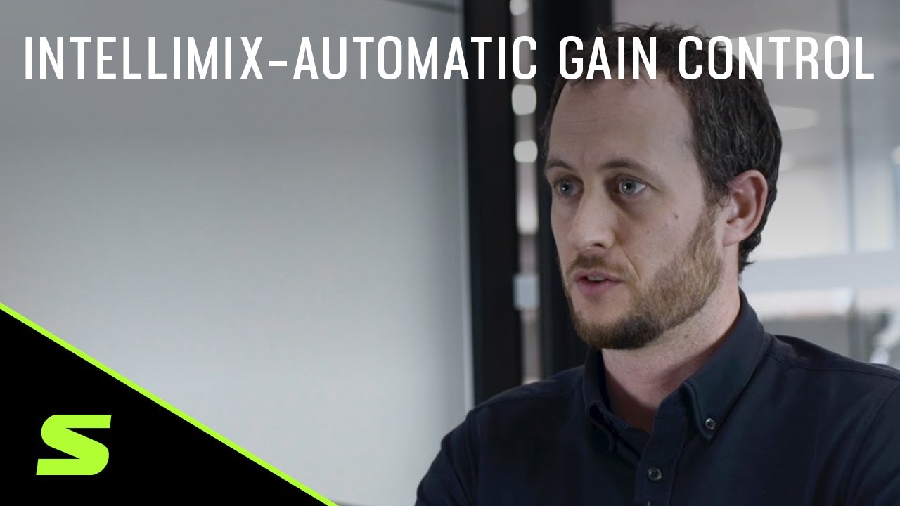 Shure IntelliMix - What is Automatic Gain Control?