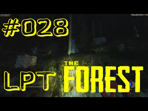 THE FOREST [HD] #028 - LPT - Erstes Anzeichen von Bedrohung ★ Let's Play Together The Forest