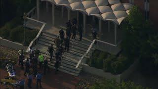 NC Campus Shooting Kills 2, Suspect In Custody