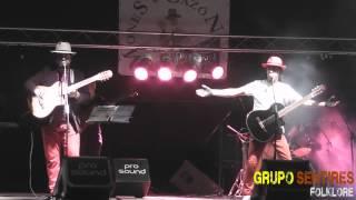 preview picture of video 'Mejor sigamos así - Grupo Sentires en el Festival de Mones Cazón 2014'