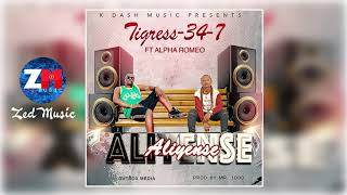 Tigress 34-7 Feat. Alpha Romeo - Aliyense [Official Audio] Zambian Music 2018