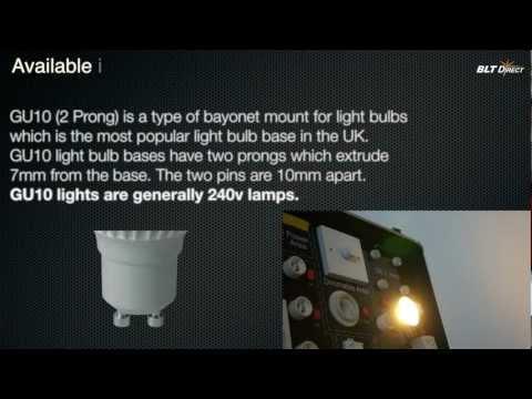 Megaman Dimmable LED GU10 6 Watt Warm White 410 Lumens 50w Alternative