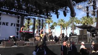 Divine Fits - Coachella 2013; Civilian Stripes