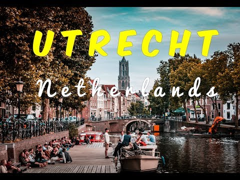 Утрехт - скрытая жемчужина Голландии