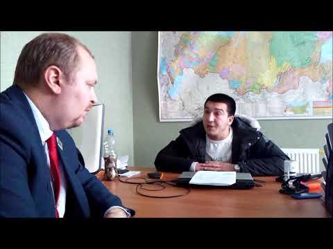 ОСТОРОЖНО!!!Империя Века как заключают договора с пенсионерами ч  1 юрист Вадим Видякин