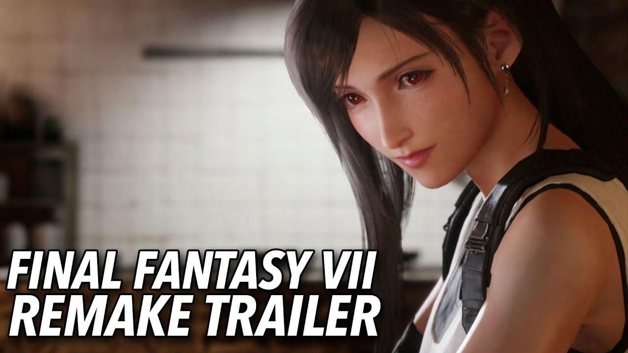 Square Enix si tuffa in profondità con il gameplay di Final Fantasy VII Remake