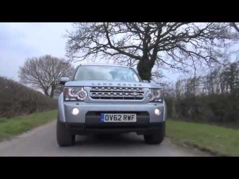 Land Rover Discovery v Ford Ranger