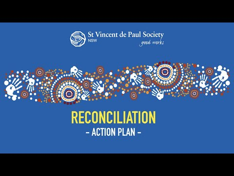 Vinnies Reconciliation Video