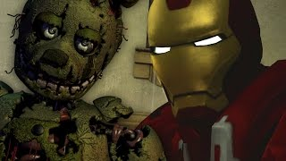 HIDE AND GO SPRINGTRAP - Gmod Five Nights at Freddy's (Kuledud3 Archive)
