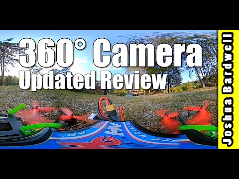 Andoer 360 Degree Camera – UPDATED REVIEW