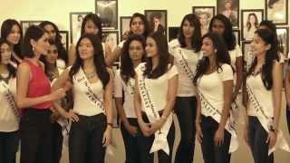 Miss Universe Malaysia 2015 Webisode 6