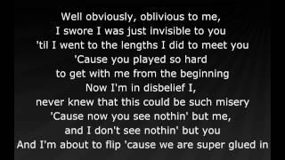 Eminem ft. Jamie N Commons - Desperation (lyrics)