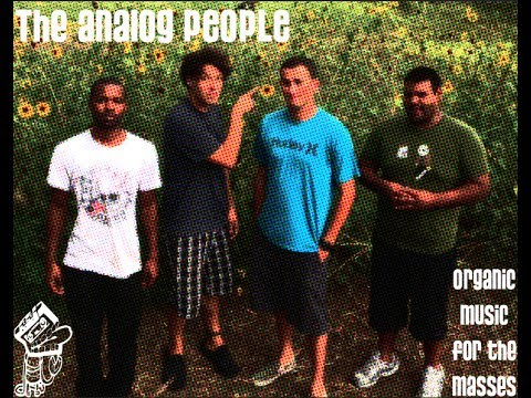 "The Analog People ""Second Place"""