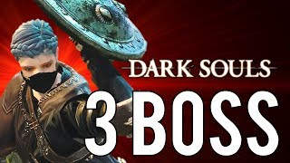 Can you beat Dark Souls Remastered in 3 Boss?