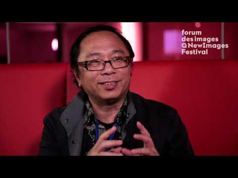 Hsien-Chien Huang, membre du jury du NewImages Festival 2019