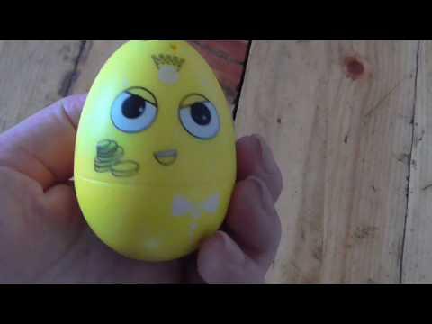 Бешеное яйцо/волчок по-новому/магическое яйцо