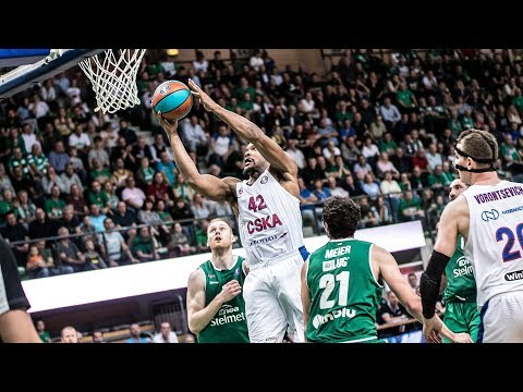 Stelmet Zielona Gora vs CSKA Highlights October, 20 | Season 2019-20