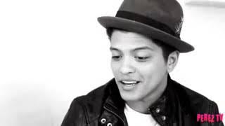Bruno Mars interviewed by Perez Hilton