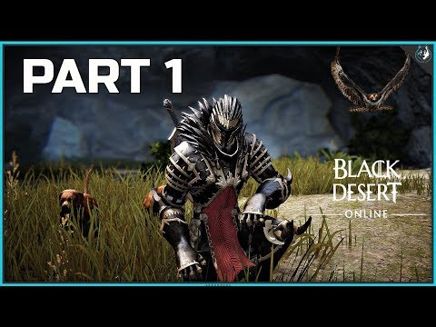 Completing Black Desert Online EP 1: Velia Villagers