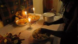 preview picture of video 'Thanksgiving in Pemba'
