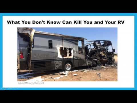 What You Don't Know Can Kill You and Your RV!
