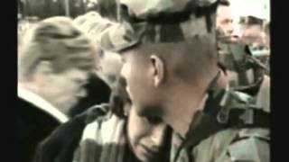 Выдающаяся речь ветерана войны в Ираке
