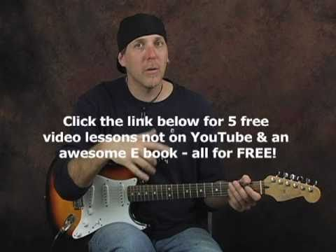 Easy guitar chords exercises for beginners play easy songs part 2
