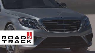 [RoadandTrack] Sponsored: Watch the Mercedes-AMG S63 take on the Nevada Desert