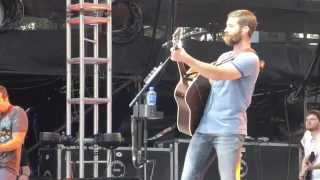Josh Turner - Long Black Train (Houston 07.04.15) HD