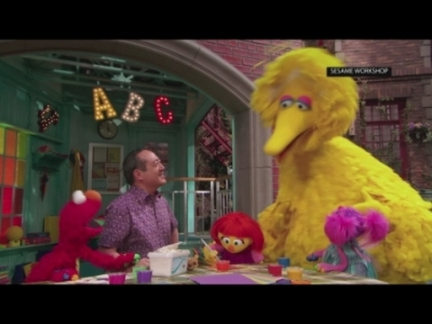 Muppet with autism to be welcomed soon on 'Sesame Street'
