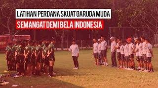 5 Pemain Absen pada Latihan Perdana Timnas U-22 Indonesia Jelang Piala AFF U-22 2019