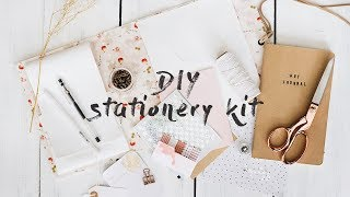 Diy Stationery Kit (ft. Christine MyLinh)