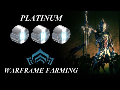 Warframe Farming - How to Get Platinum