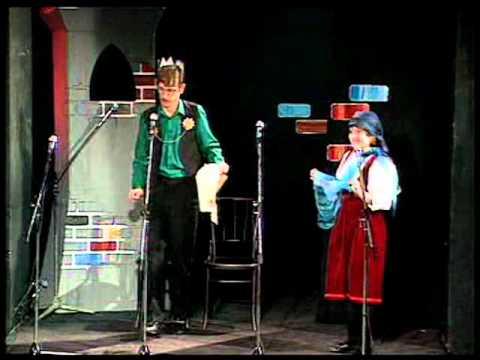 Kabaret Potem - Ochmistrz (Książę szuka żony)