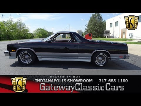 Video of '86 Caballero - L8WO