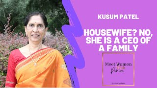 Housewife? No, She is a CEO of a family! Meet my Mother-in-Law *MWWP Episode #4 Season 1