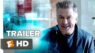 Andròn Official Trailer 1 2016  Michelle Ryan Alec Baldwin Movie HD